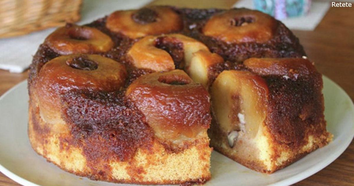 Яблочный пирог, который могут сделать даже те, кто умеет только яичницу