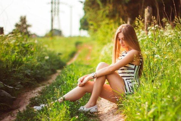 Интересные фотографии от милых девушек и красивых женщин
