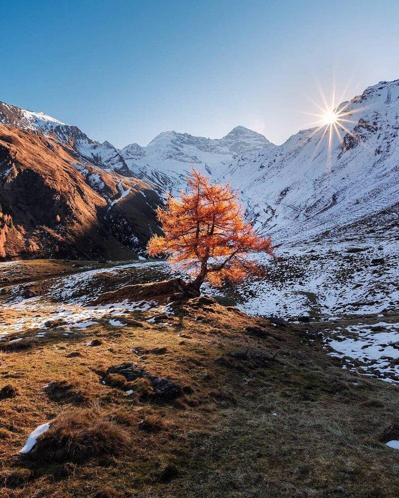 5. Альпы, горные вершины, горы, пейзажи, природа, фото природы, фотограф, фотографии природы