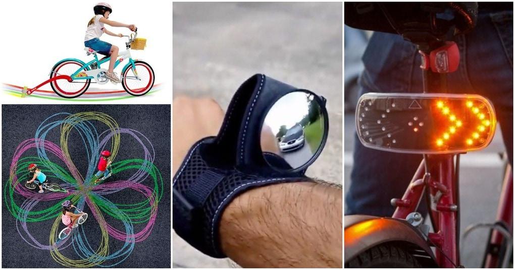 Полезные гаджеты для велосипеда, которые пригодятся каждому. Сделайте езду на велосипеде еще более увлекательной