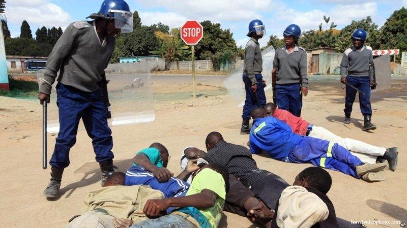 6. Зимбабве африка, путешествия, экстрим