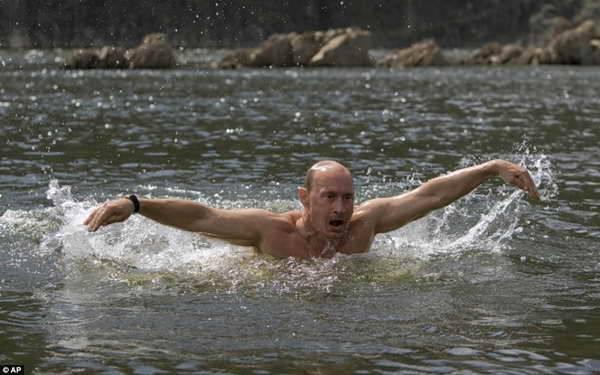 Путин рассказал о своем псевдониме