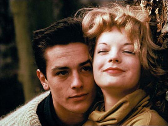 Истории любви: Ален Делон и Роми Шнайдер