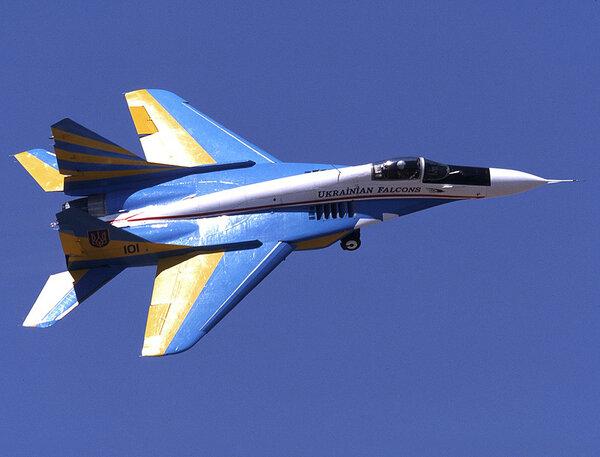 В развале украинского авиастроения обвинили Россию