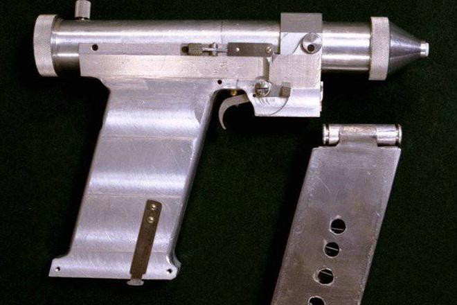 Секретный лазерный пистолет, который создали в СССР для стрельбы в космосе