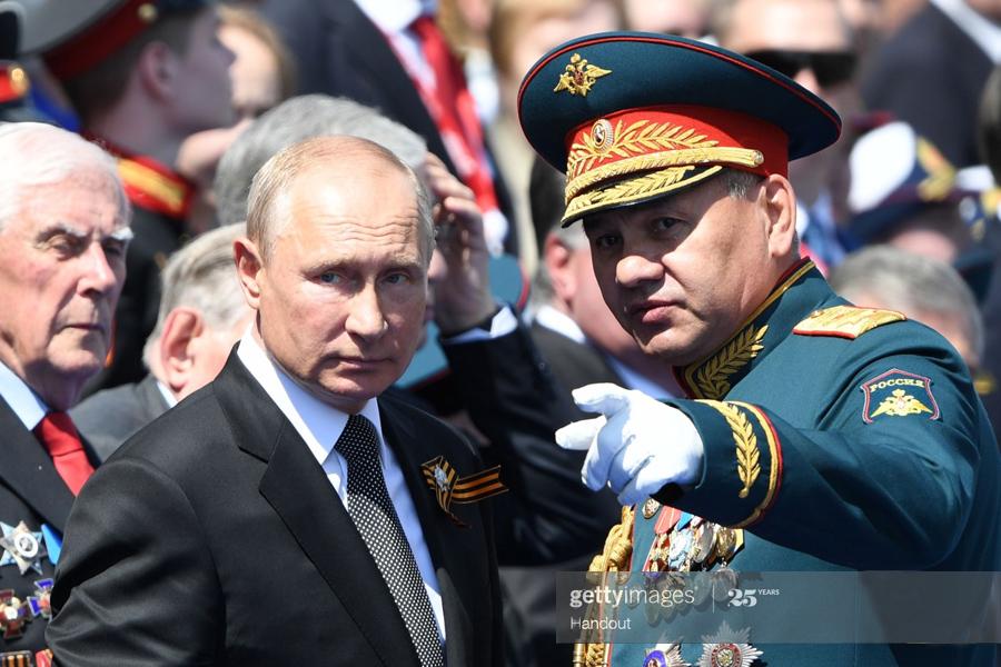 О пяти последствиях пирровой победы Путина