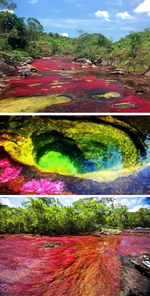 10 Самых психоделически выглядящих мест, которые существуют на самом деле