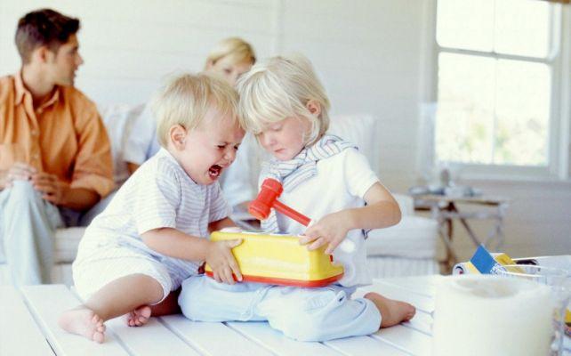 Агрессивность у детей дошкол…