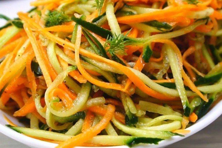 8 рецептов огурцов по-корейски, которые сможет приготовить каждый закуски,кухни мира,салаты