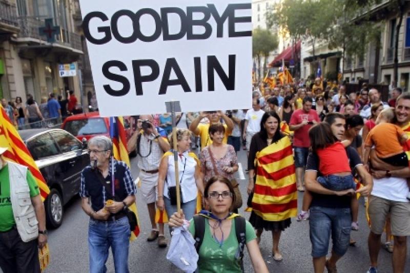 Каталонское АТО? Мадрид готовится к подавлению референдума о независимости Каталонии