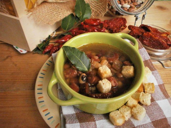 суп из охотничьих колбасок рецепт с фото только моей