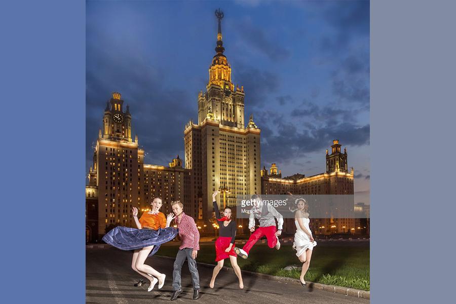 О неожиданно умной Москве