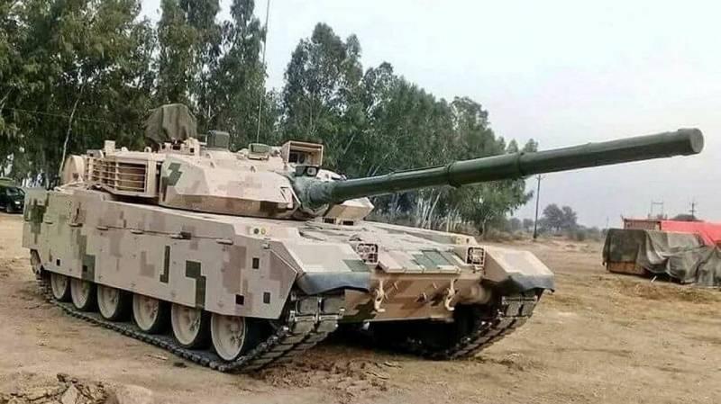 Экспортные успехи танка VT-4  оружие,танки