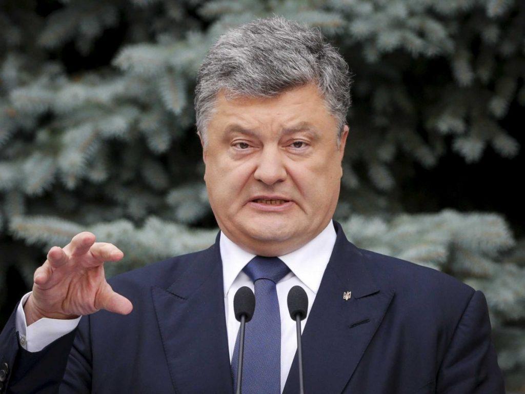 Порошенко рассказал, как будет возвращать Донбасс под контроль Киева