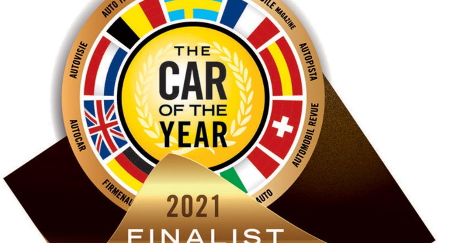 Объявлены финалисты премии «Автомобиль года 2021» Автомобили