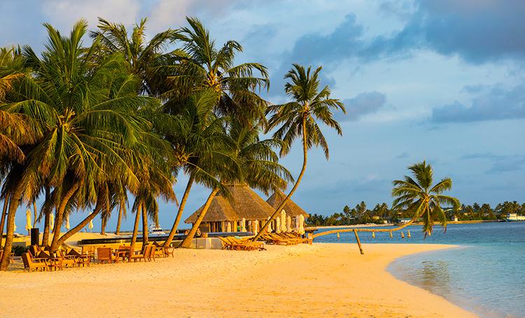 Мальдивы: босиком по солнцу …