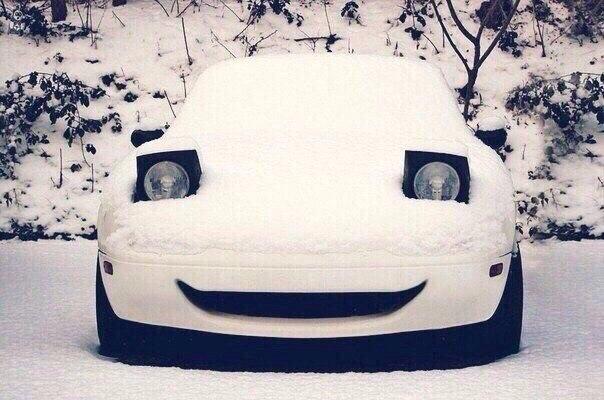 Самый счастливый автомобиль!