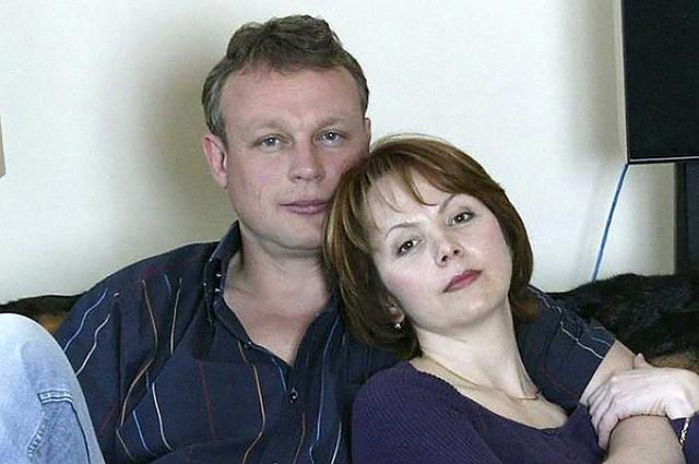 Сергей Жигунов во второй раз развелся с женой Верой Новиковой
