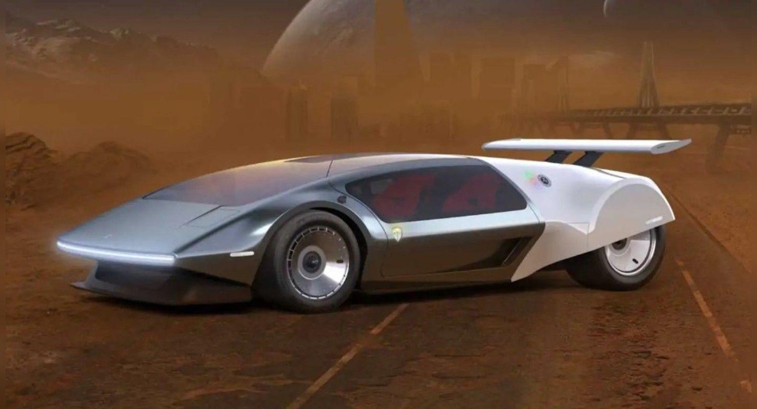 Компания Glickenhaus представила будущий водородный суперкар в ретро-стиле Автомобили