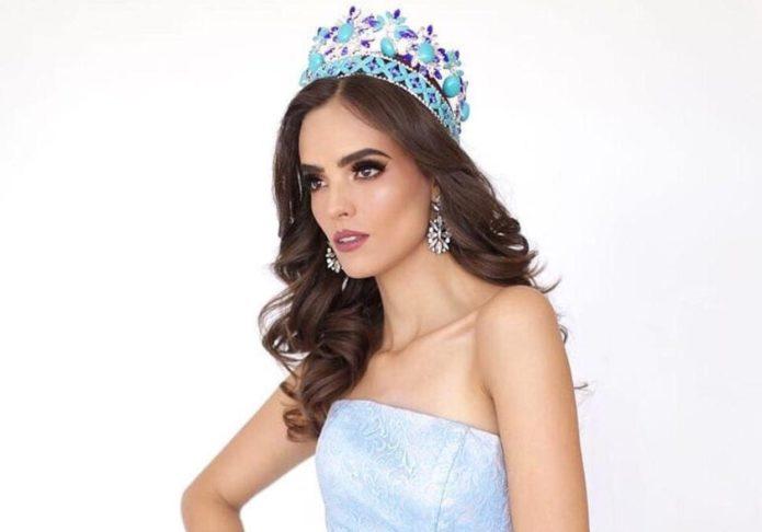 Мисс мира-2018