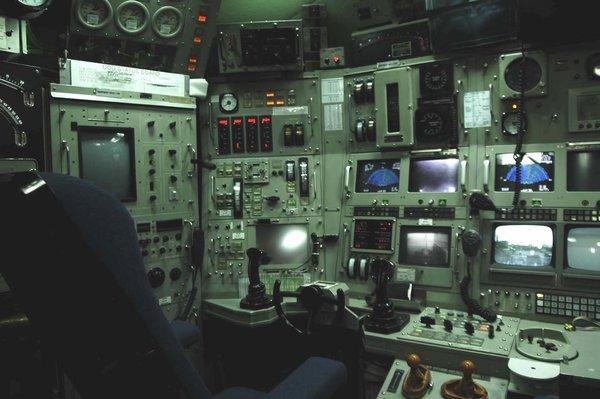 Наш Спецназ против США, или как угнать американскую секретную субмарину за 60 секунд?