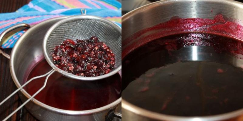 виноградный джем на зиму