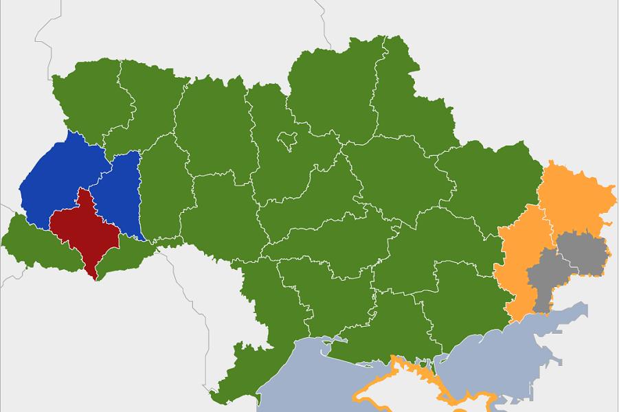 Президент Зеленский – это единая Украина? Конец раскола страны?