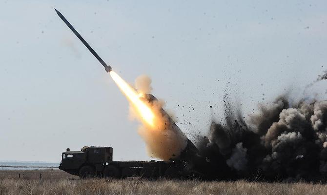 Порошенко обьявил об успешном испытании украинской ракеты под Одессой