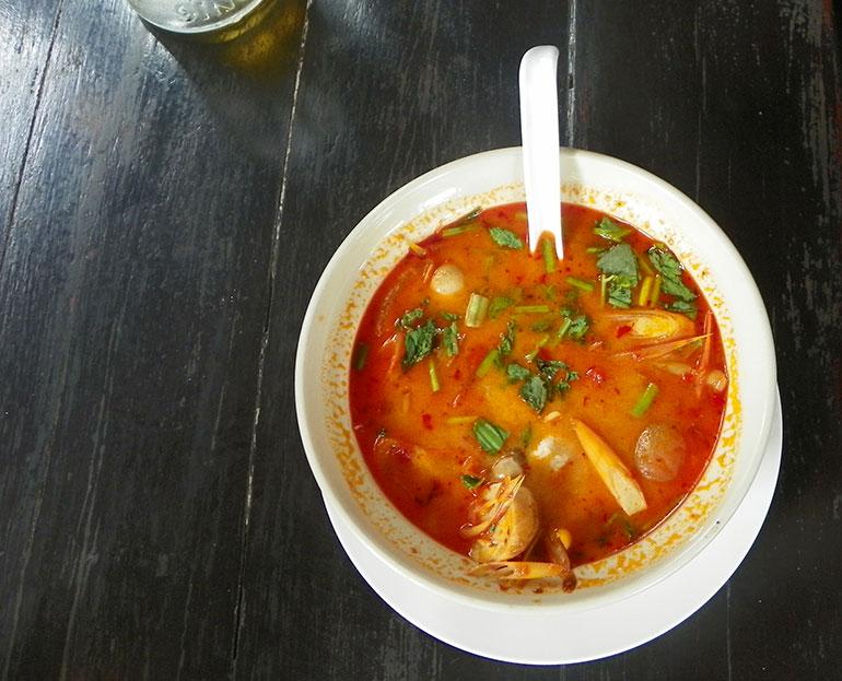 Остренького не желаете? Рецепт супа Том Ям