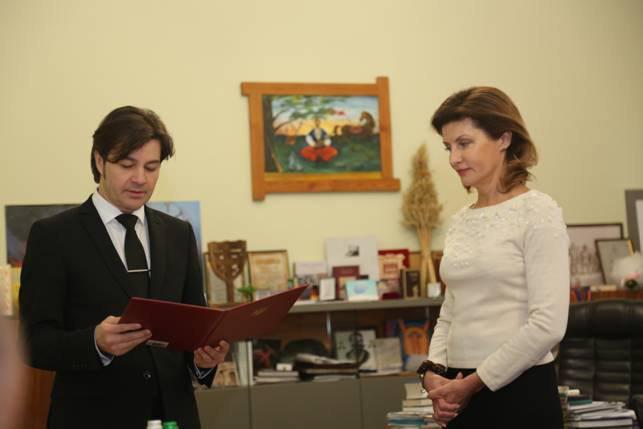 Марина Порошенко идёт по стопам Раисы Горбачёвой