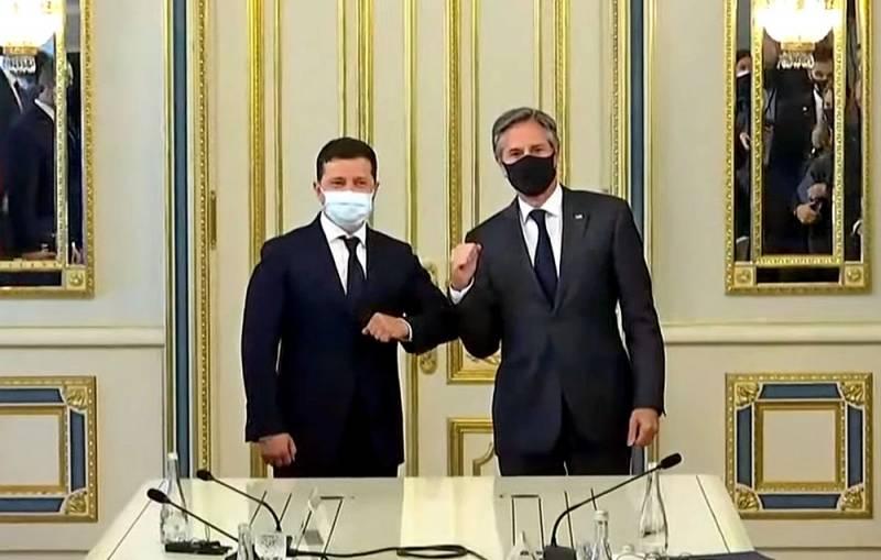 Киевский визит Блинкена и Нуланд как крах «украинской мечты»