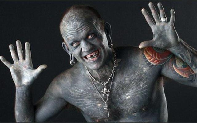 Невероятные факты о татуировках интересное