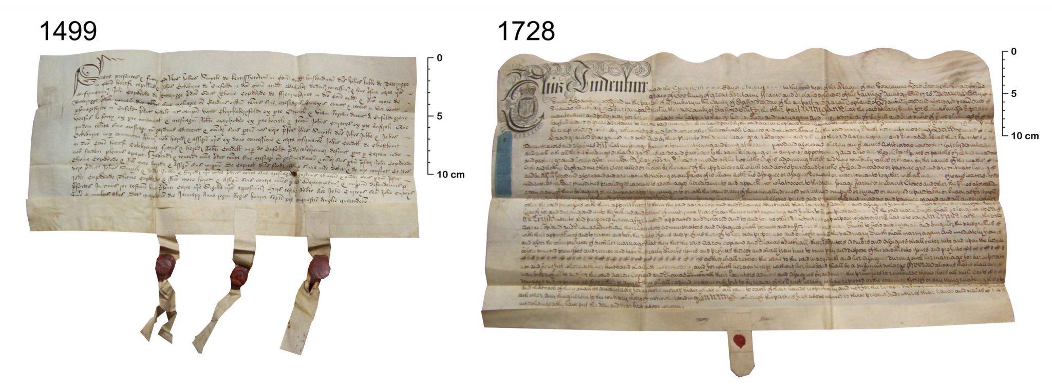Как в Средневековье боролись с поддельными документами с помощью бумаги из овечьих шкур Культура