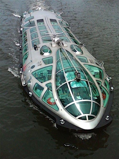 И туристические судна архитектура, интересное, концептуальные фантазии, фабрик аидей