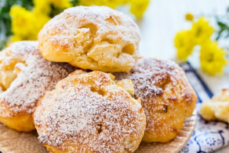 Восхитительно вкусные творожные булочки