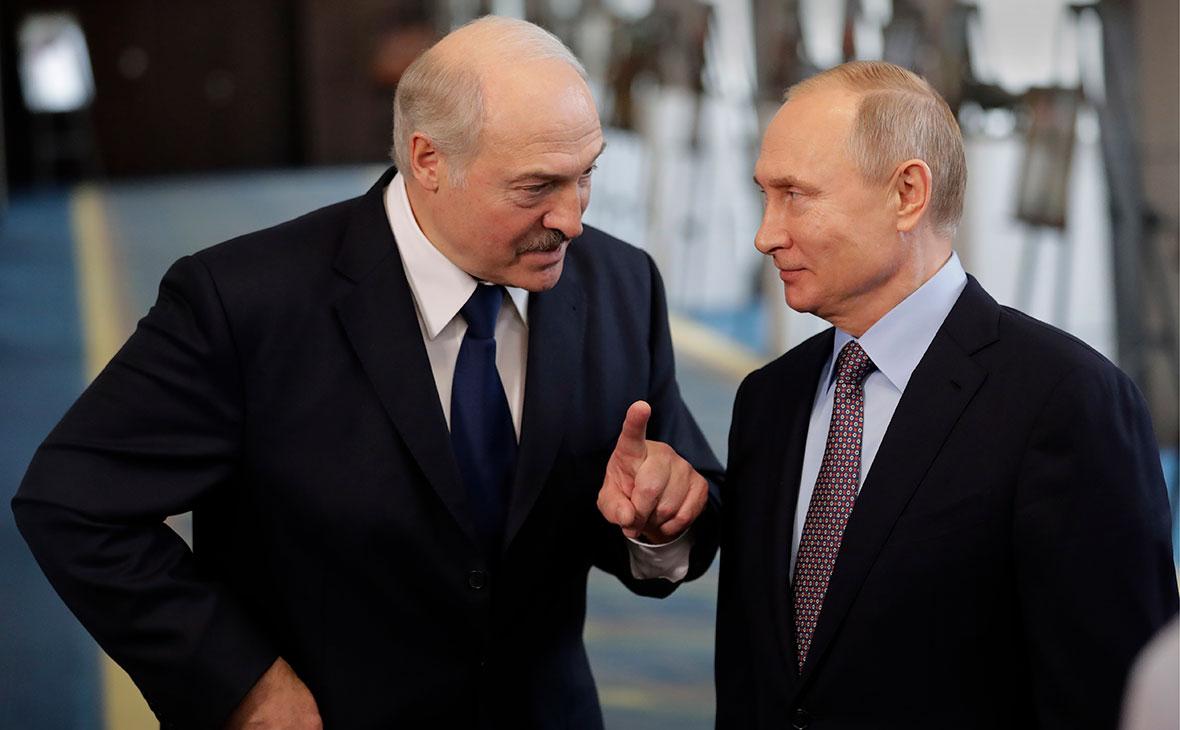 Лукашенко - никакой не Путин Белоруссия,власть,Лукашенко,политика,Путин,Россия
