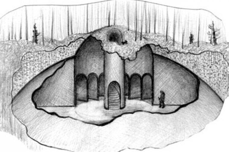 Долина Смерти в Якутии и ее загадочные котлы