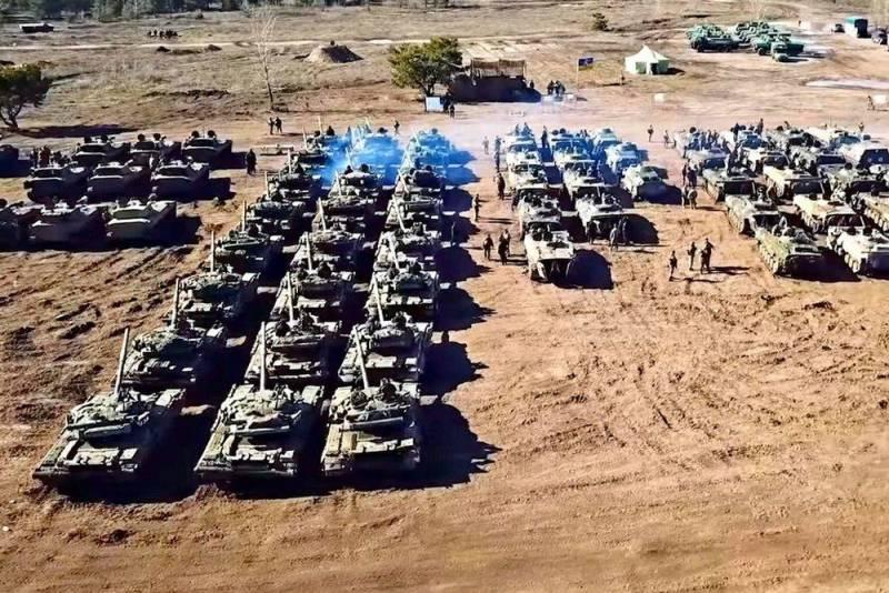 Одна танковая дивизия в Калининграде сможет соперничать с бронетанковыми войсками ФРГ Новости