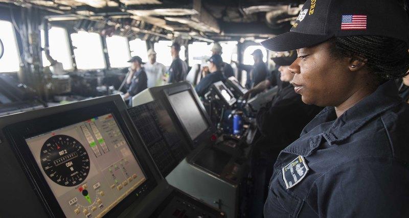 Флот США отказался отсовременных технологий