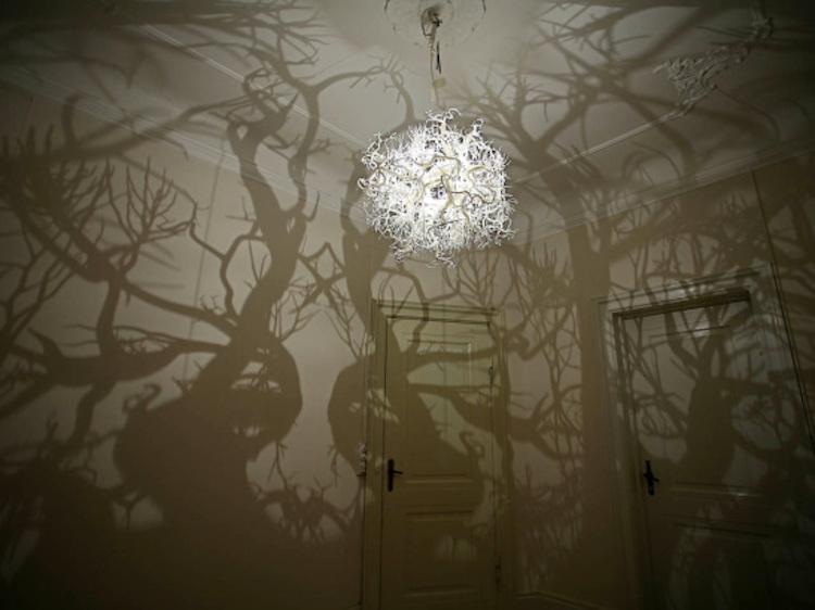 nature-inspired furniture lighting lamp