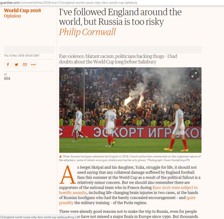 Британцы в ужасе: русские будут бить ломами и молотками, резать сухожилия