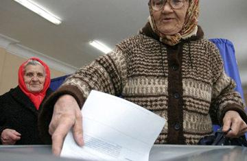 Почему бабушки хотят голосов…