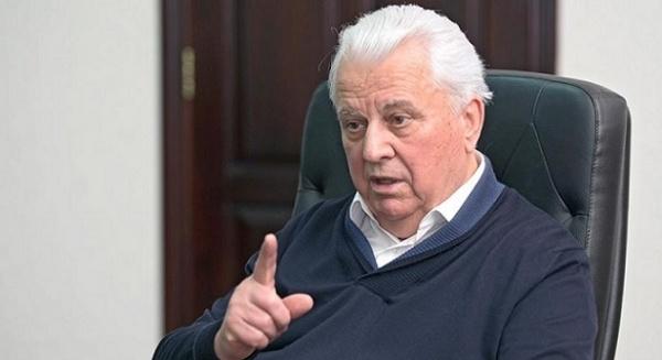 Кравчук: Украине следует разделить позиции поКрыму иДонбассу