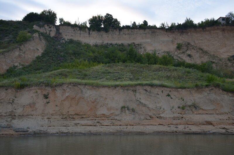 Берег левый, берег правый... Обь в районе Барнаула Барнаул,Обь,Россия