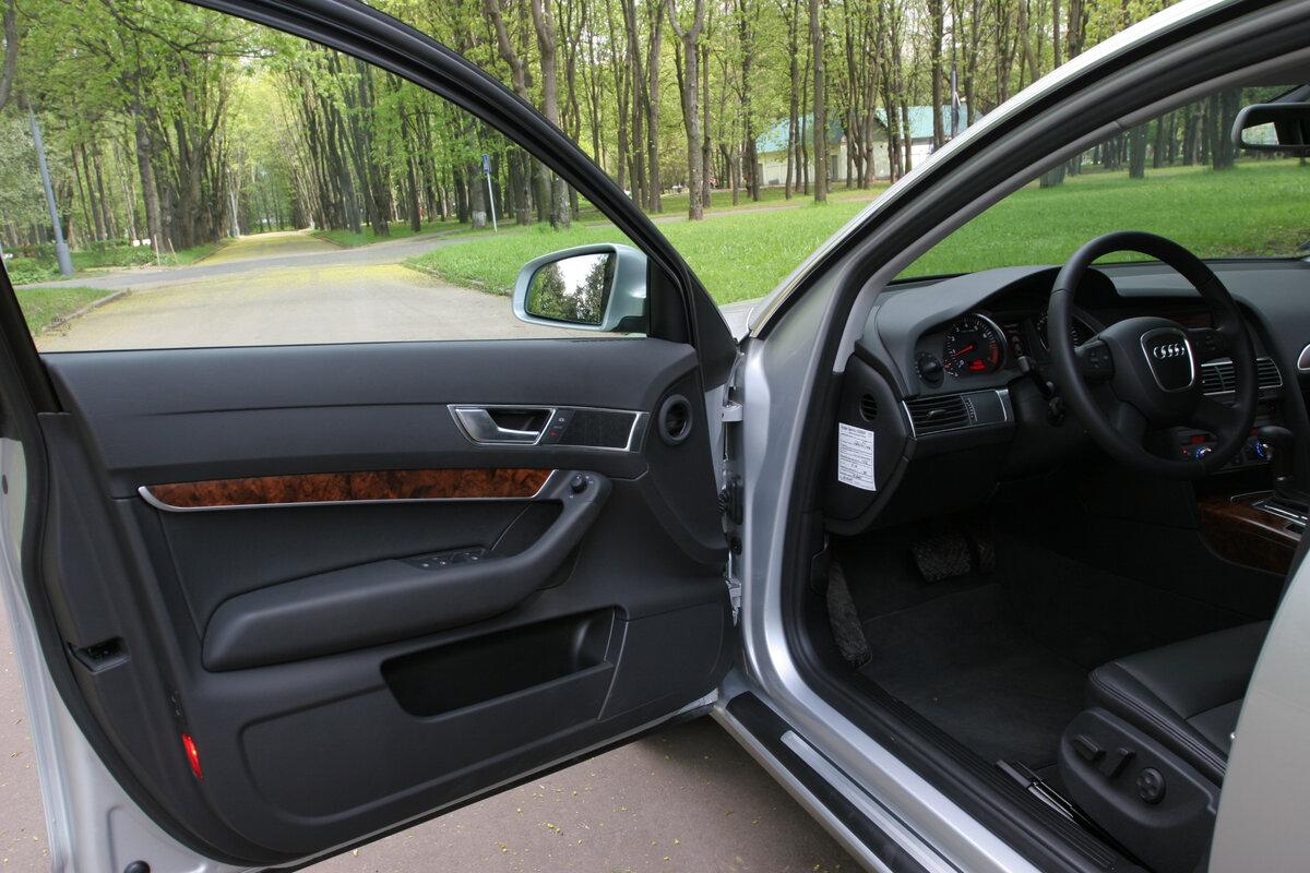 Что делать, если скрипят двери в авто