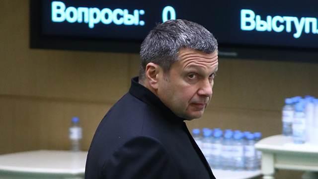 Соловьев отказался участвовать в дуэли