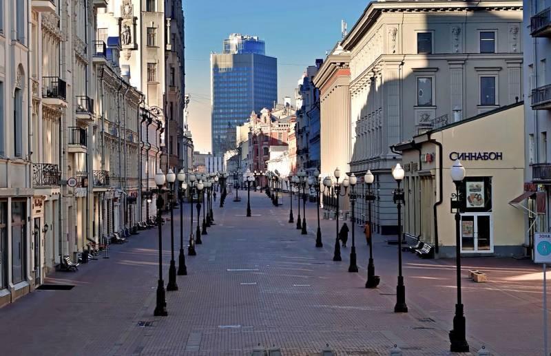 СМИ узнали о планах объявить полный локдаун в Москве