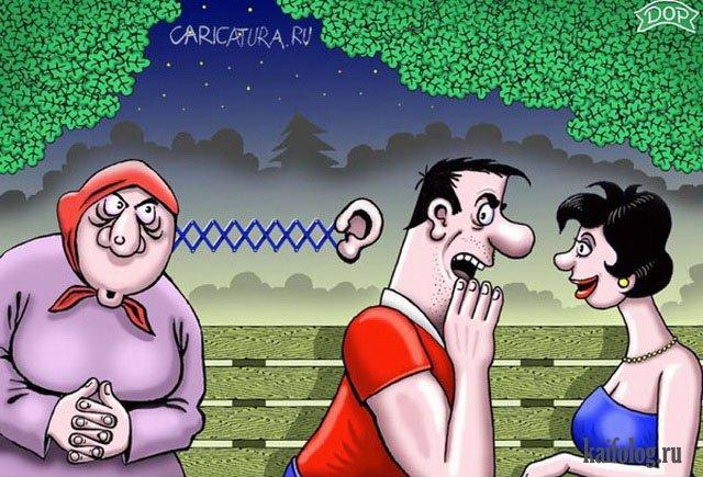 Фото карикатура генерала