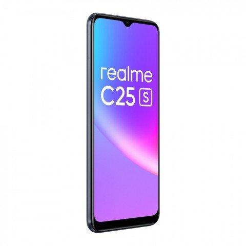 Показан бюджетный смартфон realme C25s ценой от 137 долларов