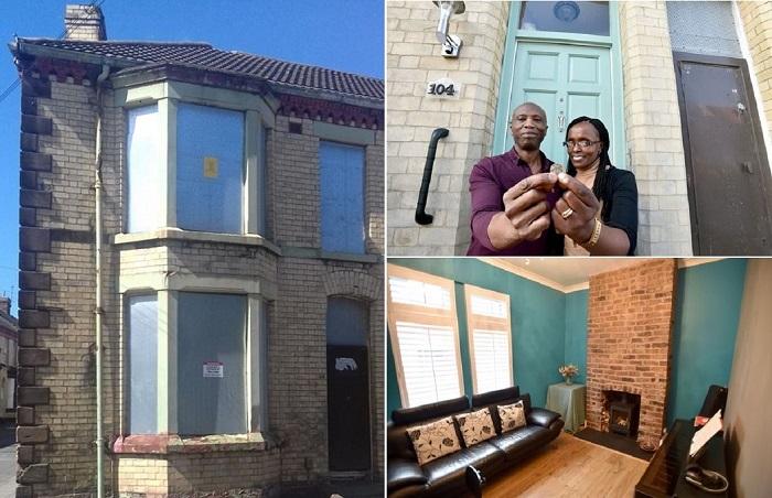 Супруги приобрели двухэтажный дом всего за 1 фунт (В чем подвох?)